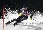 Poster de la skieuse Mikaela Shiffrin