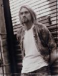 Photo de Kurt Cobain