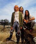 Poster de Kurt Cobain Nirvana