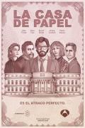 Poster de la série TV la casa de papel