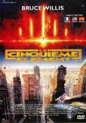 Affiche du film le cinquième élément