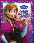 Poster reine des neiges Anna (Frozen)