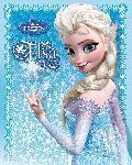 Affiche la reine des neiges frozen (Elsa)