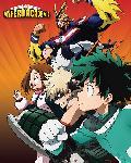 Poster manga My Hero Academia