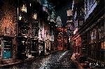 Affiche de Harry Potter Diagon Alley