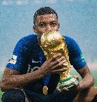 Poster de Kylian Mbappé Coupe du Monde 2018