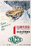 Affiche monte Carlo Geo Ham