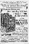 Affiche du film Les Animaux fantastiques: Les Crimes de Grindelwald (Flourish And Blotts)