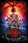 Poster de la série tv Stranger Things (One-Sheet Season 2)