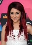 Photo de la chanteuse Ariana Grande