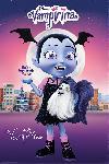 Poster du dessin animée Vampirina
