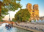 Poster photo cathédrale notre dame de Paris
