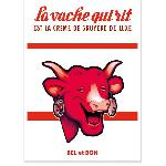 Affiche vintage de la Vache Qui Rit