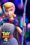 Affiche film disney de Toy Story 4
