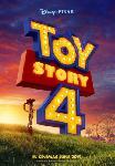Affiche Disney Toy Story 4