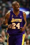 Affiche du basketteur Kobe Bryant