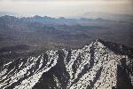 Photo montagne enneigée en  Afghanistan