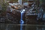 Photo paysage cascade Afrique du Sud