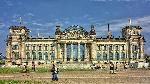 Photo du Reichstag à Berlin en Allemagne