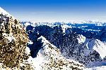 Photo des Alpes bavarois en Allemagne