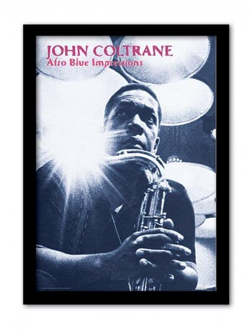 Affiche Encadr E De John Coltrane Acheter Affiche Encadr E De John Coltrane 5644 Affiches