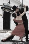 Photo danse couple Tango en Argentine