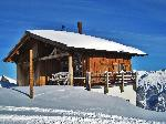 Photo chalet montagne alpes Autriche