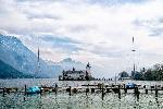 Photo lac alpes Autriche