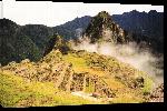 Toiles imprimées Poster paysage Machu Picchu