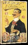 Toiles imprimées Affiche publicitaire ancienne Viktorsons Cigarette