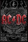Affiche AC/DC (Black Ice)