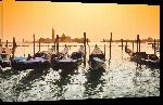 Toiles imprimées Affiche de Venise