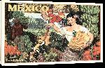 Toiles imprimées Affiche publicitaire Mexico, Land of Tropical Spendor