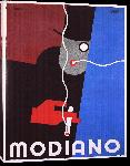 Toiles imprimées Affiche publicité vintage Modiano Cigarette