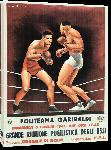 Toiles imprimées Affiche publicité vintage Politeama Garibaldi