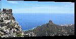 Toiles imprimées Photo côte Afrique du Sud