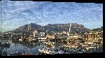 Toiles imprimées Photo côte afrique du sud le Cap