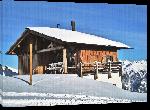 Toiles imprimées Photo chalet montagne alpes Autriche