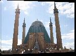 Toiles imprimées Photo mosquée d'Azerbaidjan