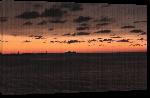 Toiles imprimées Photo coucher de soleil océan Bahamas