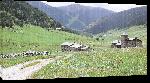 Toiles imprimées Photo paysage Pyrénées en Andorre