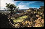 Toiles imprimées Photo paysage Écossais