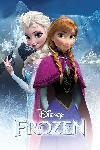 Poster du film d'animation La Reine des neiges