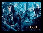 Poster encadré du film Le Hobbit : la Désolation de Smaug