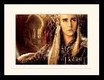 Affiche encadrée du film Le Hobbit : la Désolation de Smaug