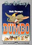Poster du dessin animé Dumbo