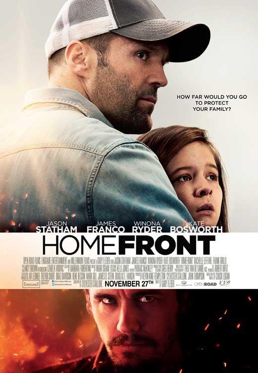 poster du film homefront acheter poster du film homefront 5990 affiches et. Black Bedroom Furniture Sets. Home Design Ideas