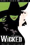 Affiche de la comédie musicale Wicked Broadway