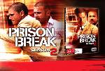 Affiche de la série TV Prison Break