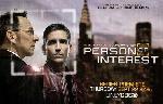 Affiche de la série TV Person Of Interest